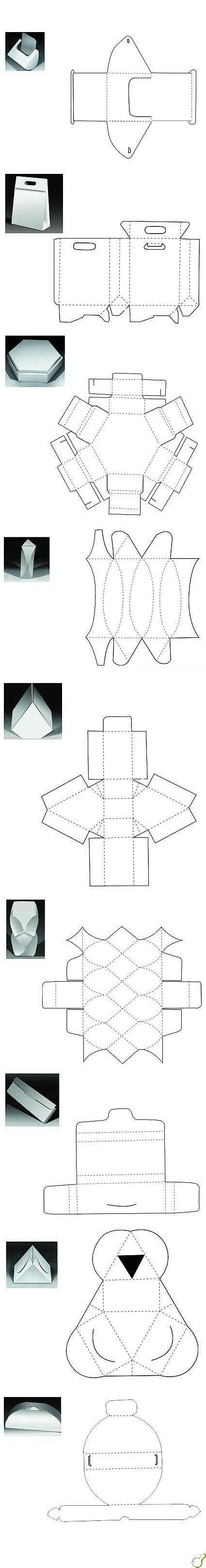 Boxen Aus Karton by Kreative Boxen Aus Karton Papier