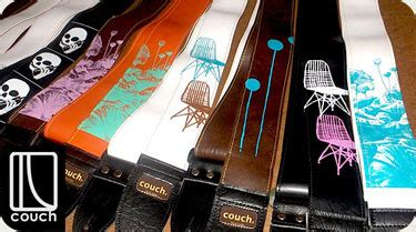 couch guitar straps coupon code couch rock roll vintage vegan guitar straps vegan