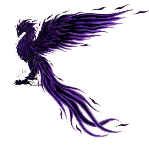 phoenix wings tattoo designs bird black phoenixmake black