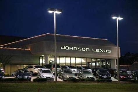 johnson lexus  raleigh raleigh nc  car