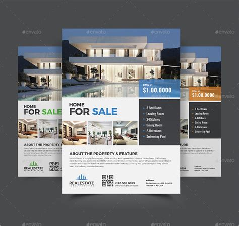 20 Real Estate Flyers Free Psd Vector Ai Eps Format Download Free Premium Templates Real Estate Recruiting Email Templates
