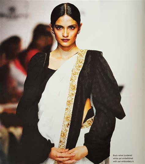 Ry Slaraya Puff Blouse vintage indian clothing