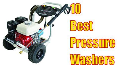 Top 5 Pressure Washers - best pressure washer reviews 2017 10 best pressure