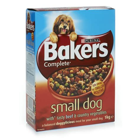 food for small dogs bakers complete beef country vegetables small food