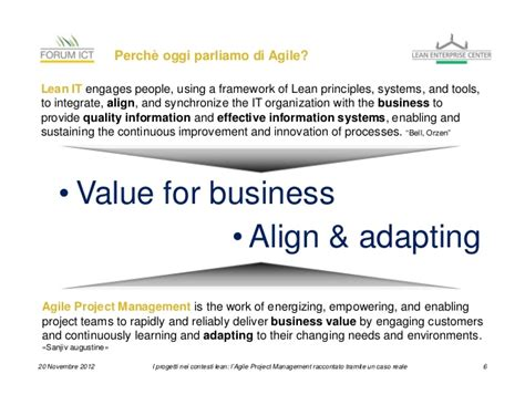 agile strategy management techniques for continuous alignment and improvement esi international project management series books i progetti nei contesti lean agile project management