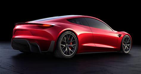 Tesla Roadster Top Speed Tesla Roadster Second Generation Debuts 0 97 Km H In 1