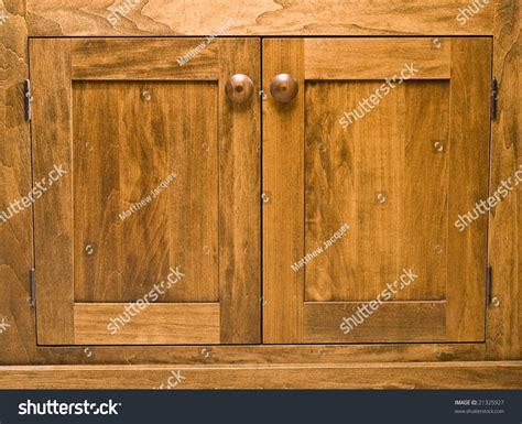 Handcrafted Wood Cabinet Doors Stock Photo 21325927 Stock Cabinet Doors