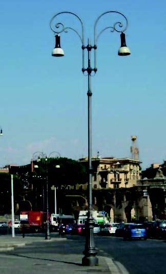 pastore illuminazione roma articoli illuminazione in ghisa fonderia fratelli