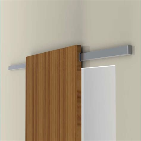 porte a soffitto great binari per porte with porte scorrevoli a soffitto