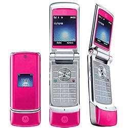 Summery Pink Krzr Flip Phone From Motorola And Carphone Warehouse motorola k1 krzr pink unlocked gsm flip bluetooth phone