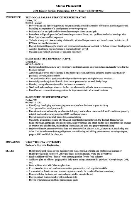 cute sample resume of sales representative with cv targer golden