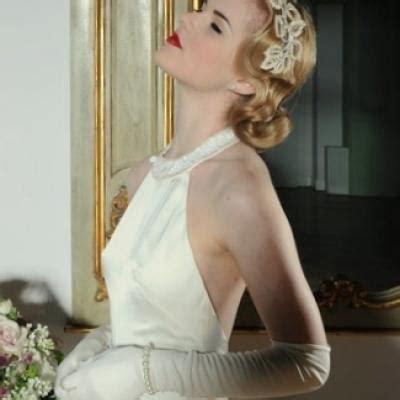 Vintage Bridal Hairstyles 2013 by Vintage Bridal Hairstyles Arabia Weddings
