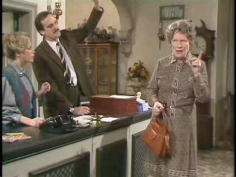 Mr Problem fawlty towers communication problems