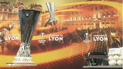 arsenal europa league draw europa league round of 16 draw and schedule arsenal face