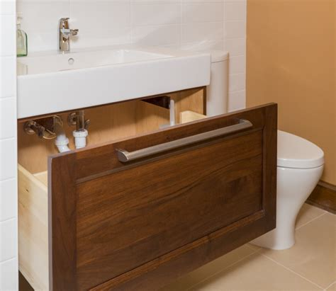 Installing Floating Vanity by Floating Vanity Mounting Systems In Bathrooms Federal Brace