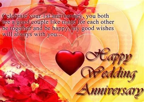 Wedding Anniversary Wishes For Relatives by 15 Touching Marriage Anniversary Wishes 2015