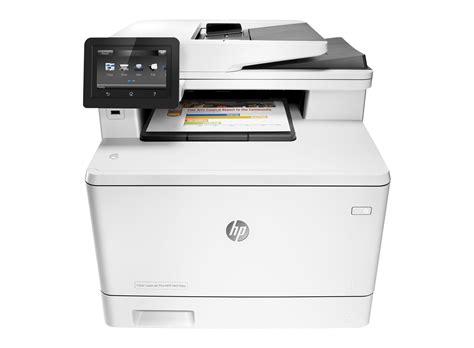 hp color laserjet m477fdw imprimante multifonction hp