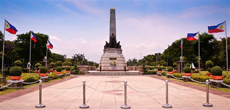 Best National Parks by Luneta Park Manila Bay Resort Diamond Hotel
