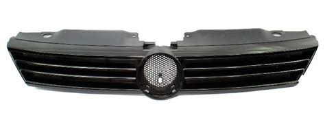 front grille grill emblem   vw jetta mk sedan