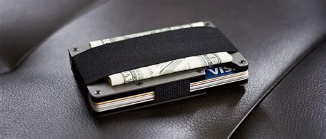 best wallets 10 best minimalist wallets for huckberry