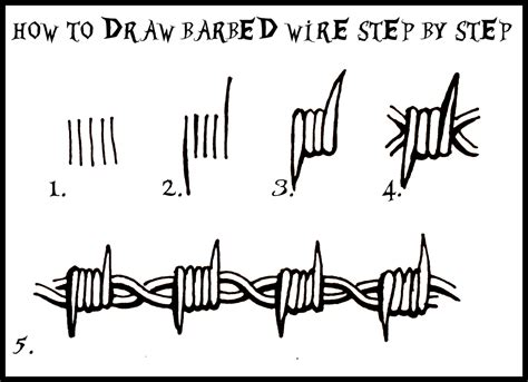 how to draw wire drawings