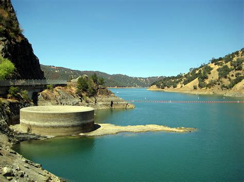 lake berryesa lake berryessa dam flickr photo sharing