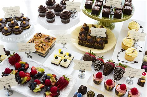desserts bars 9 bars for your wedding that aren t equally wed