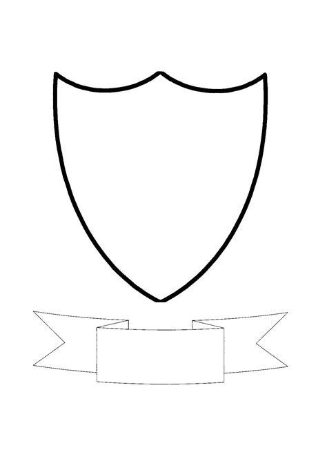 Plaque Template Printable Blank Family Crest Template Free Download Clip Art Popisgrzegorz Com Plaque Template Printable