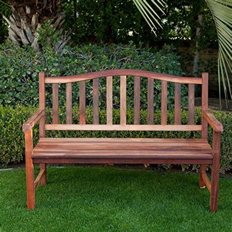 curved back bench belham living richmond curved back 4 ft outdoor wood bench insteading