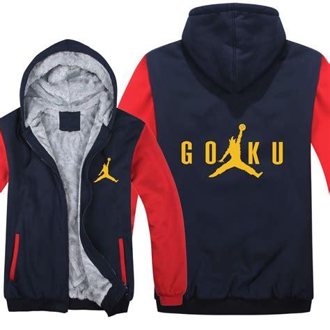 Hoodie Capsule Merah 3 Jidnie Clothing z hoodies anime jacket babidi goku hoodies winter thick capsule corp goku