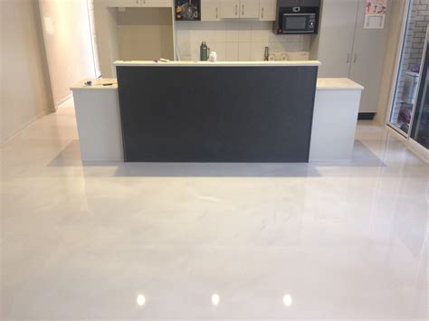 epoxy school epoxy flooring exles decorative resin flooring in residential kitchens