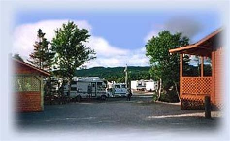 Cabins For Rent In Gros Morne National Park by Gros Morne Rv Cground Restaurant Updated 2016