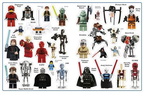 wars the last jedi ultimate sticker collection ultimate sticker collections books lego wars minifigures ultimate sticker collection