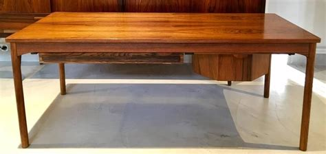 Coffee Table Materials Mid Century Modern Coffee Table With Drawers For Handicraft Materials For Sale At 1stdibs