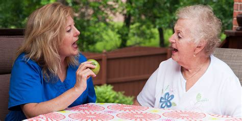 speech therapy river valley nursing home