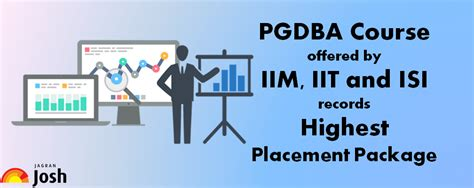 Iit Mtech Vs Iim Mba by Iim Iit And Isi S Jointly Offered Pgdba Course Records
