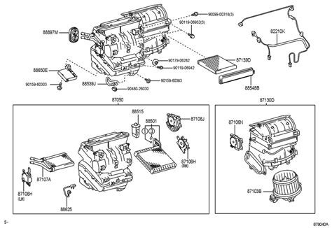 toyota avalon air conditioner problems toyota heating air conditioning cooler unit