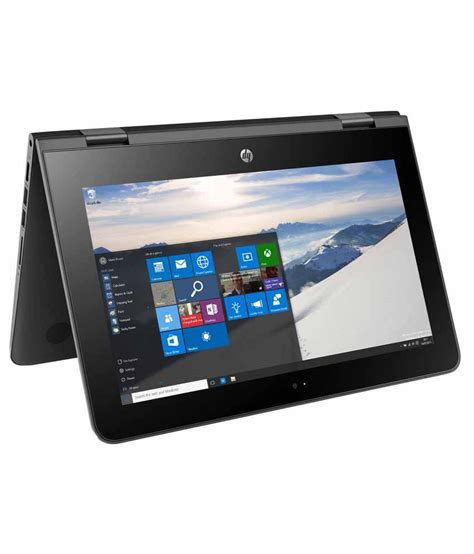 Hp Axioo Ram 4gb buy hp pavilion x360 11 ab005tu 2 in 1 intel pentium 4gb
