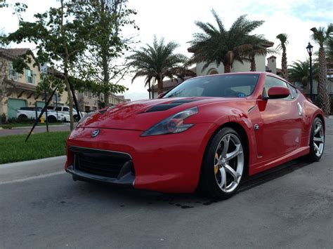 custom nissan 370z for sale 2009 nissan z 370z base sport for sale fort