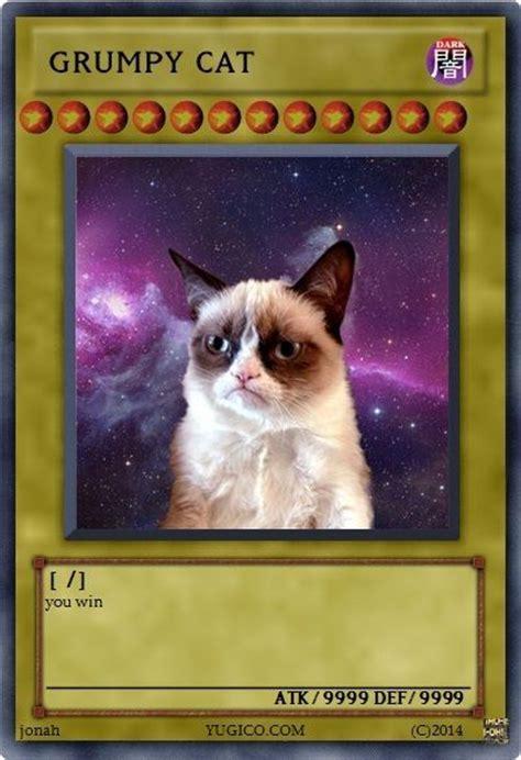 card grumpy cat 1000 ideas about yugioh on jogo yu gi