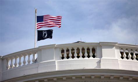 white house flag national pow mia recognition day you are not forgotten whitehouse gov
