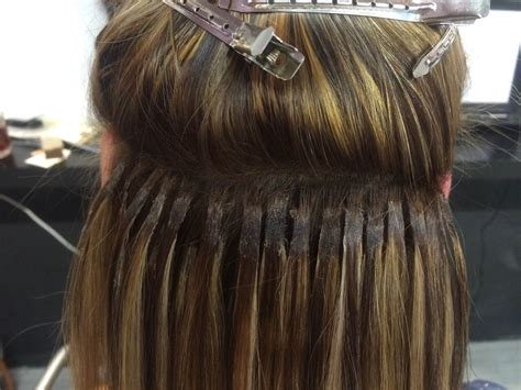 hairextensions hair extension magazine wax hair extensions on and extensions