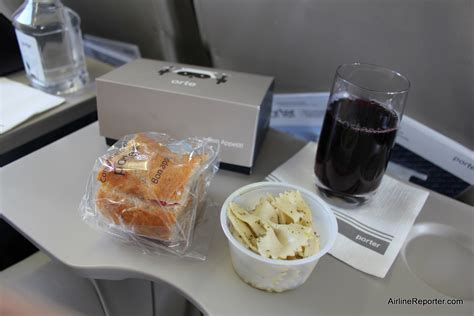 flight review porter airlines from toronto to montreal