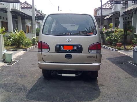Daihatsu Espass 1 3 terjual daihatsu zebra espass 1 3 minibus zlxtra9 tahun