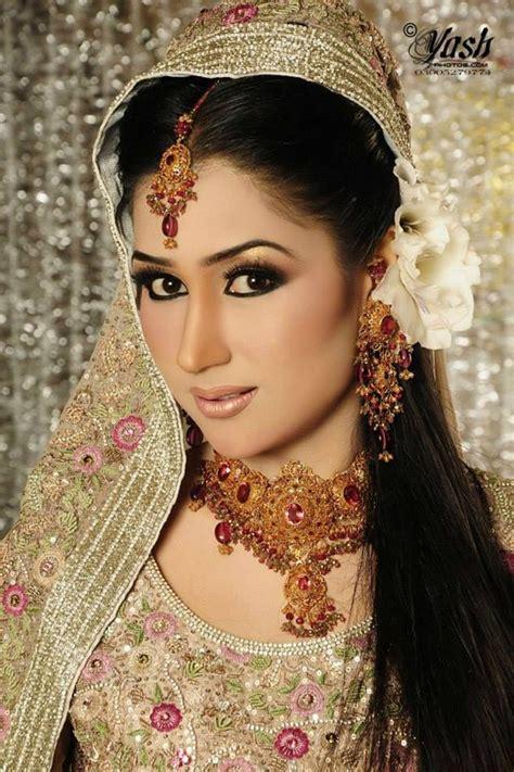Bridal Pics by Nabila Makeup Shoot For Models And Brides Saloni