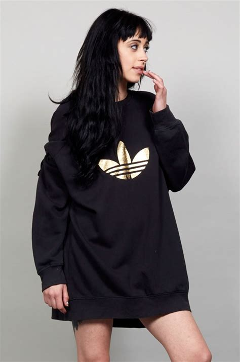 Sweater Adidas Mocincloth 1 vintage oversized black adidas sweater nordicpoetry co uk