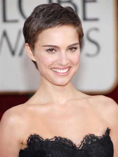 10  Best Natalie Portman Pixie Cuts   Short Hairstyles
