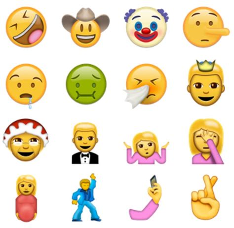 emoji icons    unicode
