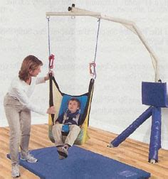 therapy net swing net swing with positioning seat adaptivemall com