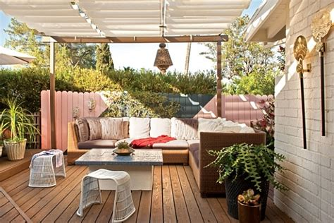 courtyard furniture decoration inspiration  creative